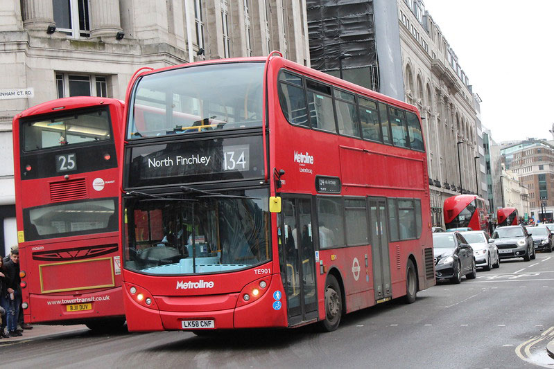 Stay Campus London Getting to Know Kentish Town 134 Bus Route