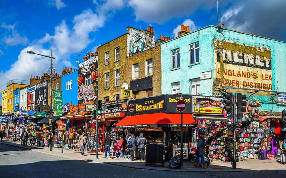 Stay Campus London Getting to Know Kentish Town Camden Market