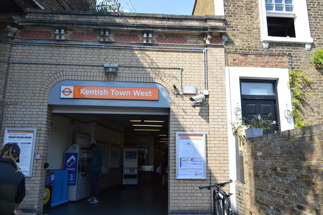 Stay Campus London Getting to Know Kentish Town Overground Station West