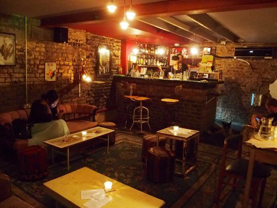 Stay Campus London Top 10 Bars & Pubs Kentish Town Knowhere Special (2)