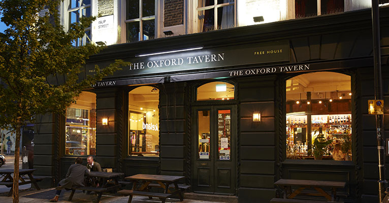 Stay Campus London Top 10 Bars & Pubs Kentish Town Oxford Tavern