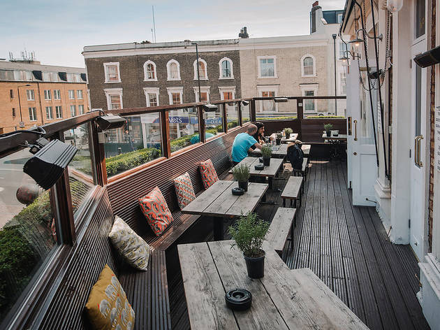 Stay Campus London Top 10 Bars & Pubs Kentish Town The Grafton