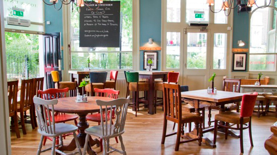 Stay Campus London Top 10 Bars & Pubs Kentish Town The Lion and Unicorn (2)
