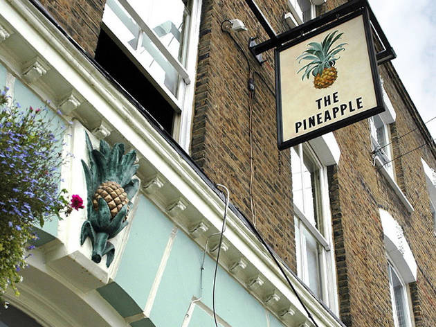 Stay Campus London Top 10 Bars & Pubs Kentish Town The Pineapple