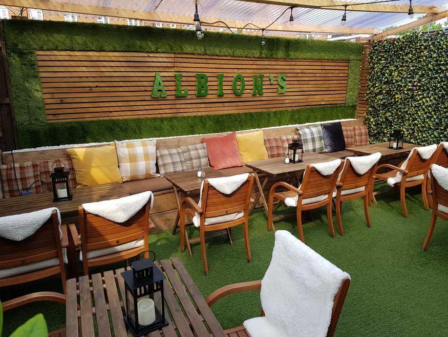 Stay Campus London Top 10 Restaurants Kentish Town Albion Restaurant