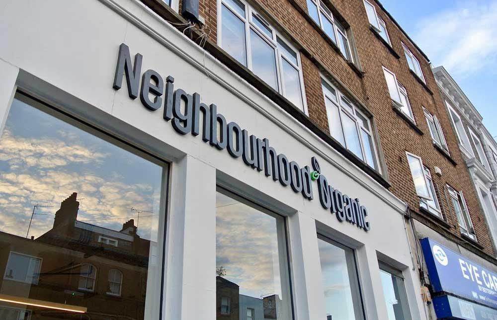 Stay Campus London Top 10 Restaurants Kentish Town Neighbour Organic