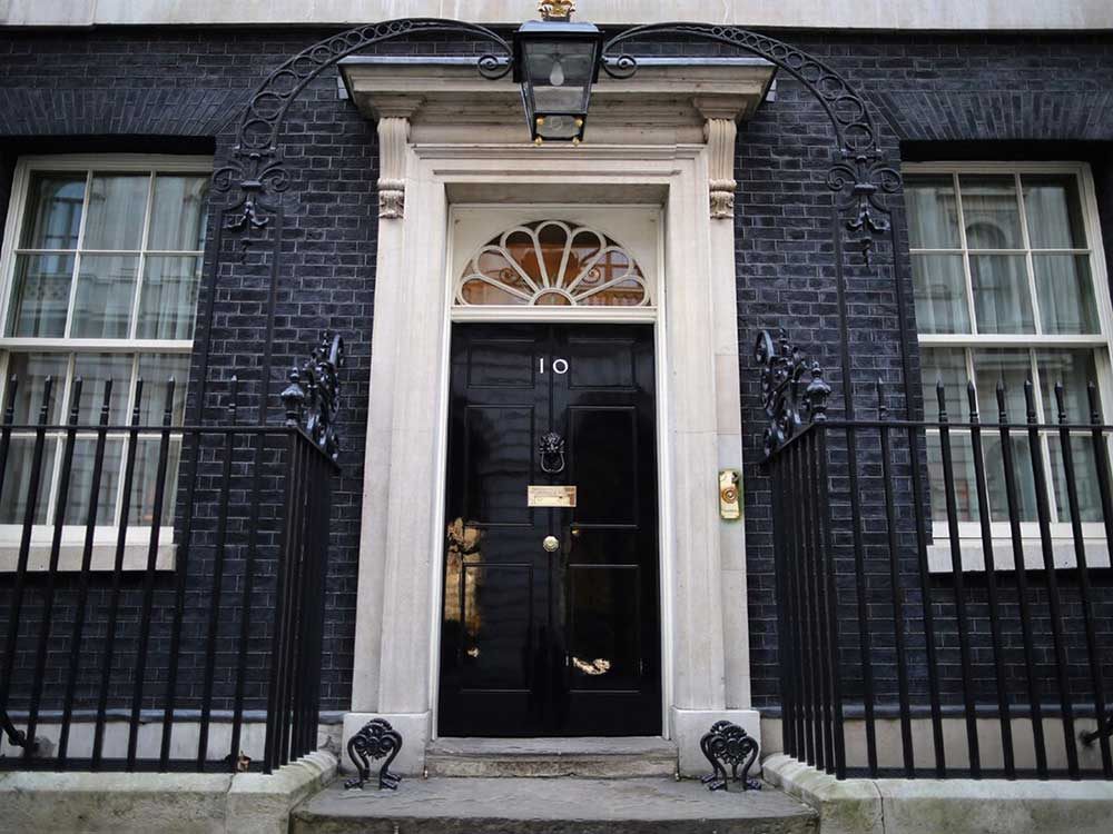 Stay Campus London Top 10 Virtual Tours 10 Downing Street