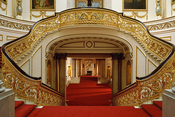 Stay Campus London Top 10 Virtual Tours Buckingham Palace (2)
