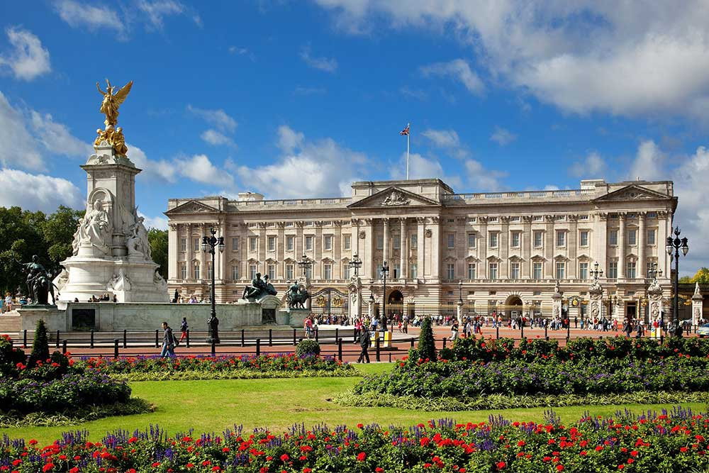Stay Campus London Top 10 Virtual Tours Buckingham Palace