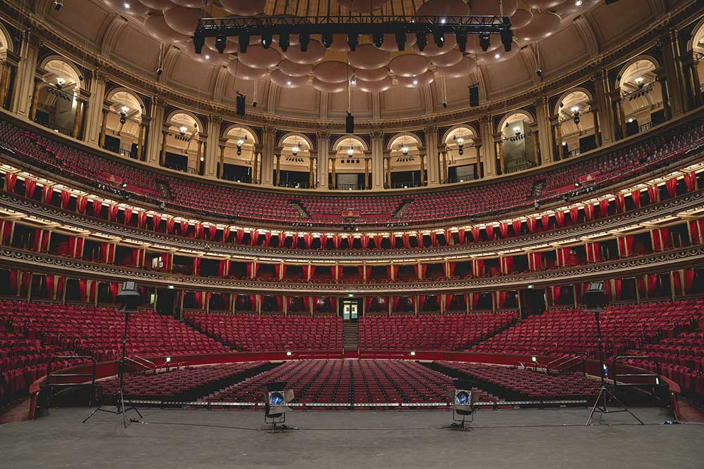 Stay Campus London Top 10 Virtual Tours Royal Albert Hall