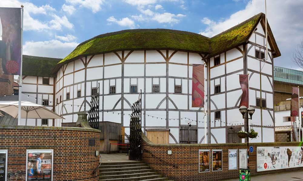 Stay Campus London Top 10 Virtual Tours Shakespeare's Globe
