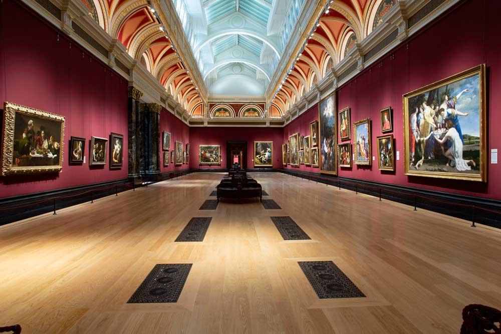 Stay Campus London Top 10 Virtual Tours The National Gallery