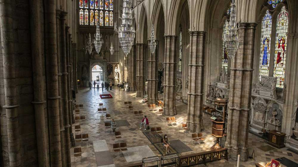 Stay Campus London Top 10 Virtual Tours Westminster Abbey